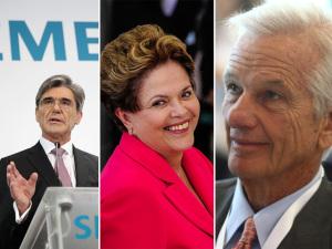 Dilma vai ter dois encontros do tipo peso-pesado nesta quarta