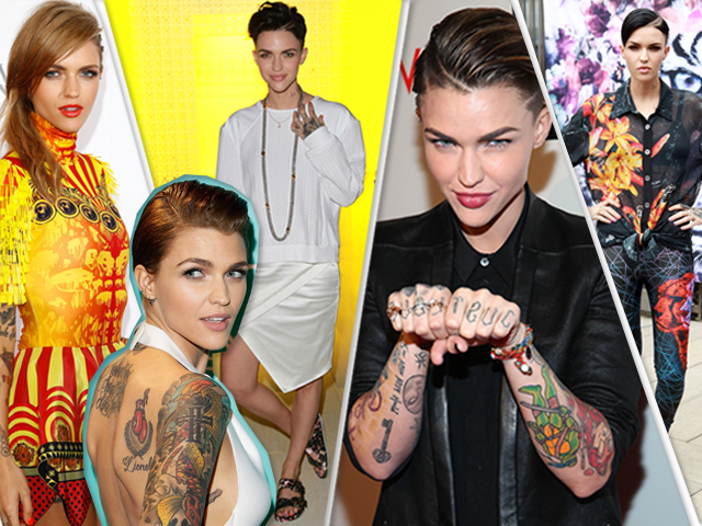 Ruby Rose: hot! || Créditos: Getty Images
