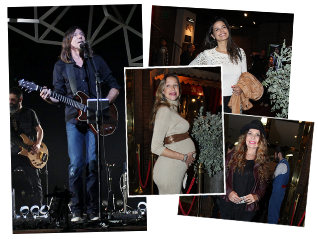Lenine, Luana Piovani, Emanuelle Araujo e Elba Ramalho || Créditos: Agnews