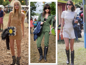 Ecos do Glastonbury: os looks mais cools que circularam pelo festival