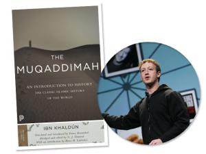 Mark Zuckerberg recomenda livro escrito em 1377 por islâmico