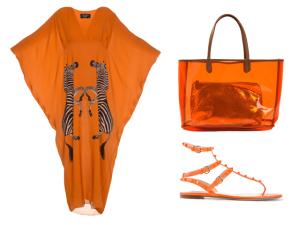 O laranja rouba a cena no verão europeu. Aqui, inspiração e itens desejo