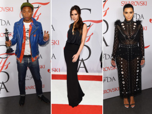 Transparências e fendas no CFDA Fashion Awards. Aos looks!