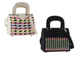 Desejo do Dia: as mini bolsas funny da francesa Olympia Le-Tan