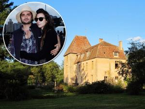 Nicolas de Virieu se casa em castelo na França com 3 dias de festa