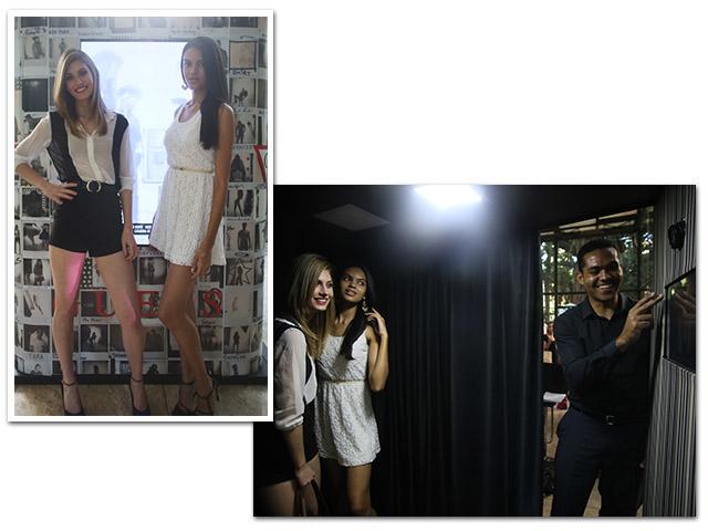 c4c1c28c5 Diga xis! Cabine de fotos da Guess é sucesso na festa do Glamurama ...