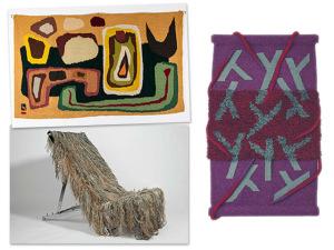 Mostra expõe tapeçaria tridimensional produzida por Norberto Nicola