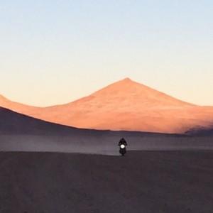 A viagem de moto de Claude Troisgros pela América Latina