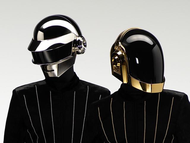 Guy-Manuel de Homem-Christo e Thomas Bangalter, ou também conhecidos como Daft Punk  || Crédito: Facebook