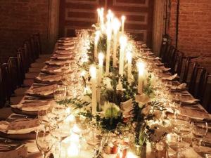 Jantar artsy na Tofiq House teve mesa pra lá de comentada