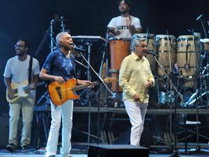 Turnê de Caetano e Gil já tem data para estrear no Brasil