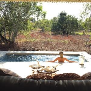 """Vem conhecer a """"casa"""" de Giovanna Ewbank em sua temporada na África"""