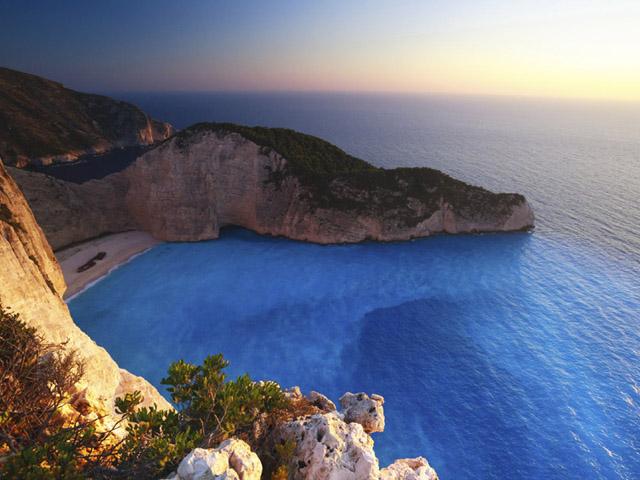 Navagio na Grécia || Créditos: Divulgação