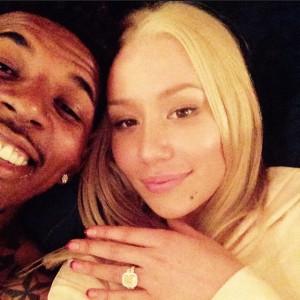 Iggy Azalea é pedida em casamento com anel de R$ 1,5 milhão
