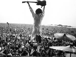 Fotos históricas relembram edição de 69 do festival da Ilha de Wight