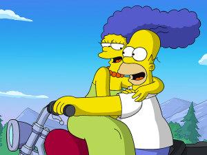 Depois de rumores, Homer e Marge Simpson não vão se separar
