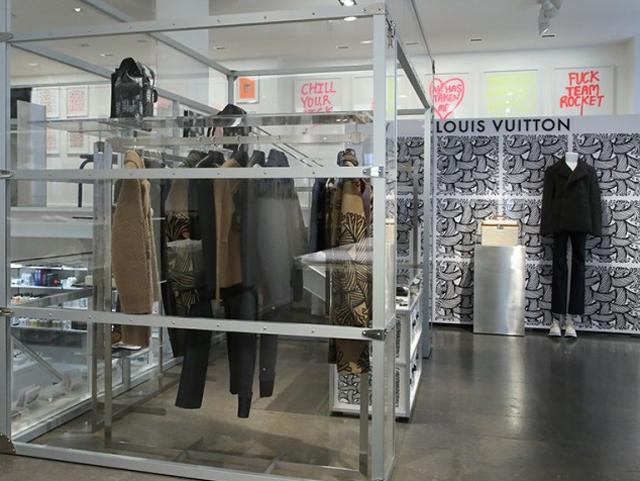 Essa é a primeira vez que a label francesa mostra sua coleção masculina fora de suas lojas || Crédito: Divulgação