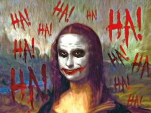 """Artista transforma pinturas famosas inspiradas em personagens de """"Batman"""""""
