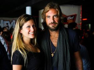 Puro amor: Pietra Bertolazzi e Mario Velloso juntos na cozinha