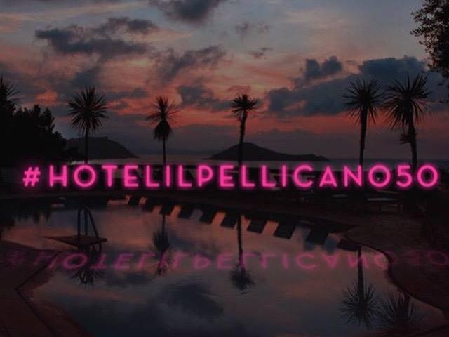 Os 50 anos do hotel Il Pellicano na Itália  || Reprodução