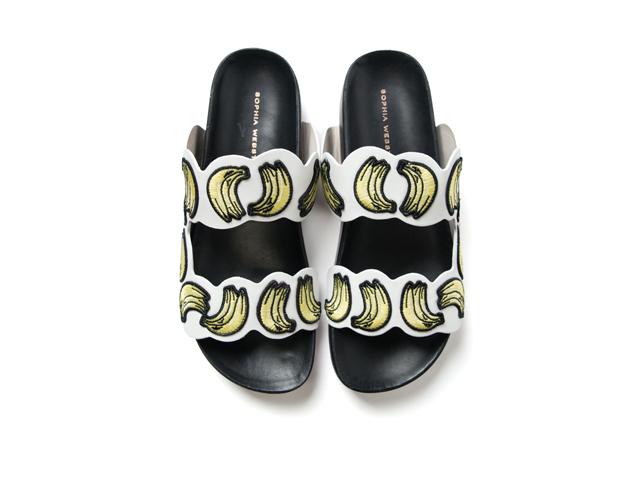 80d13a062 Desejo do Dia: sandálias à la Carmen Miranda da Sophia Webster ...