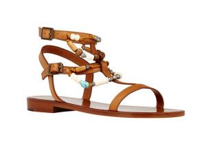 Desejo do Dia: sandália by Saint Laurent para arrasar no verão europeu