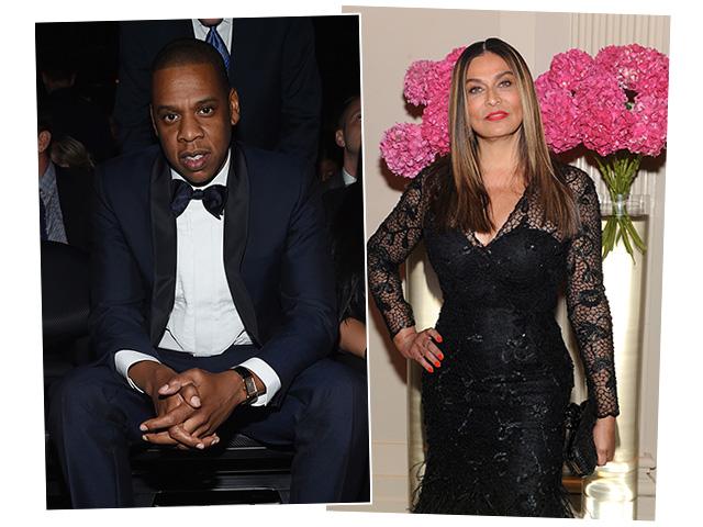 Jay Z e Tina ||  Créditos: Getty Images