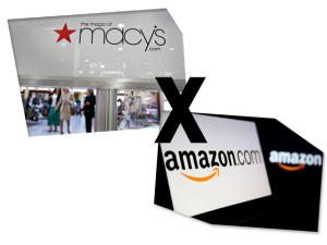 Amazon vai passar Macy's como a maior rede de varejo de roupas