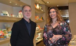 Vista Alegre lança obra do artista Angelo Venosa em homenagem ao Rio