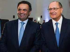 Refrão pró-Aécio entoado na convenção do PSDB causa ciumeira