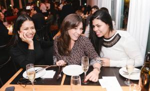 Restaurante Spot foi a escolha de alguns glamuettes nessa quinta-feira, confira!
