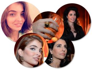 Maria Frering: cabelo novo, joias novas e a devoção de sempre