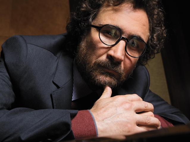 O ator João Miguel que fará série no Netflix  ||  Créditos:  André Brandão/Divulgação