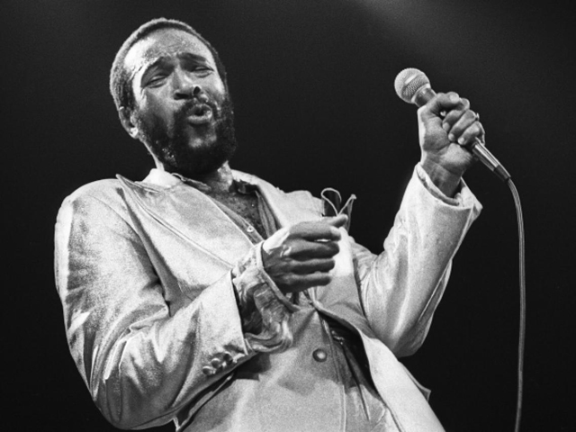 Marvin Gaye || Créditos: Getty Images