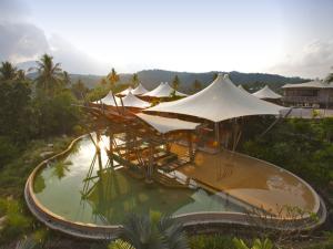 Hotel de luxo na Tailândia oferece retiro espiritual de limpar a alma