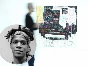688a6337a81b2 Marca espanhola cria óculos de sol com obras de Basquiat · Guggenheim  Bilbao ganha expo com obras de Basquiat
