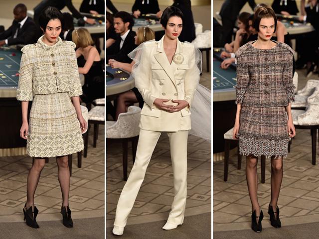 O desfile de Alta-Costura da Chanel  ||  Créditos: Getty Images