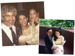 Fernanda Abdalla comemora aniversário em restô hype de Londres