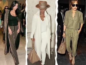 As voluptuosas Kim, Beyoncé e J.Lo arrasam com looks versão lady