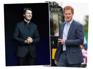 """Tom Cruise faz de tudo para ter Príncipe Harry no novo """"Top Gun"""""""