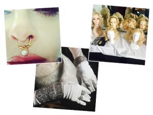 "Madonna dá pistas de seu figurino para a turnê de ""Rebel Heart"""