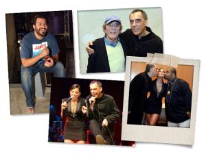 Anitta canta com Arnaldo Antunes e Arlindo Cruz. Inusitado?