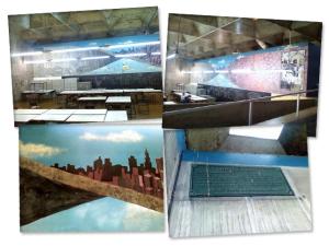 Painel da Faculdade de Arquitetura e Urbanismo será restaurado