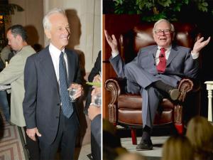 Dobradinha Buffett-Lemann vai muito bem na Nasdaq