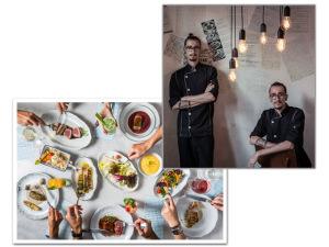 Restaurante carioca Volta ganha novos chefs vindos de Barcelona