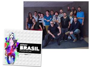 Herchcovitch, Lino Villaventura e Ronaldo Fraga serão mentores no SENAI Brasil Fashion