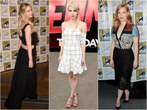 Chiqueria na Comic-Con: os looks do maior evento geek do mundo
