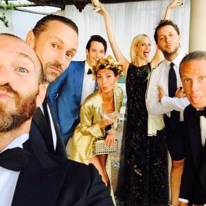 Natalie Massenet reúne a nata do jet-set em festa na Costa Amalfitana