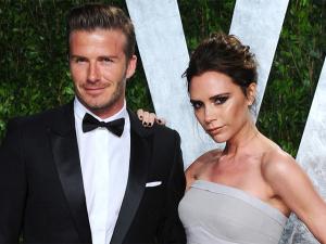 David Beckham faz tatuagem em homenagem a Victoria