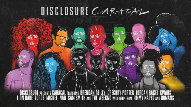 Disclosure anúncia tracklist do próximo albúm      Créditos: Reprodução Facebook
